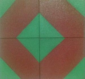 البلاط المطاطي - مركز لياقة بدنية