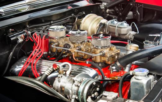 إختراع في محرك السيارة