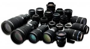 عدسات كاميرات ديجيتال