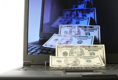 البنك الإلكتروني - الربح من الانترنت