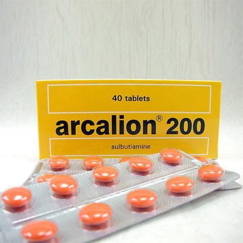 Arcalion 200 - طريقة تقوية الذاكرة