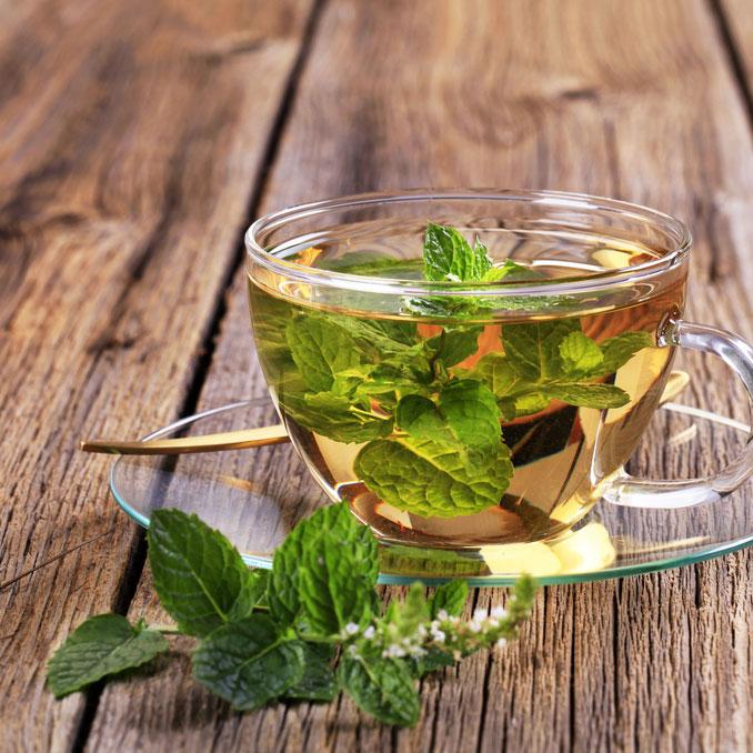 الشاي العشبي - مشروع التداوي  بالأعشاب
