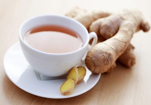 شاي-الزنجبيل - مشروع زراعة الشاي