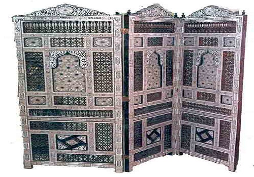 الأرابيسك المصري - الحفر على الخشب، مشروع الحفر على الخشب