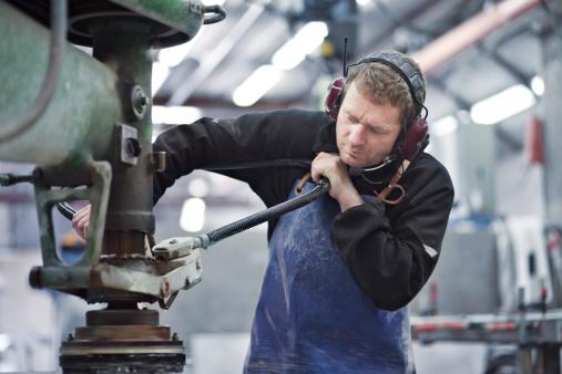 حلول التحديات الصناعية