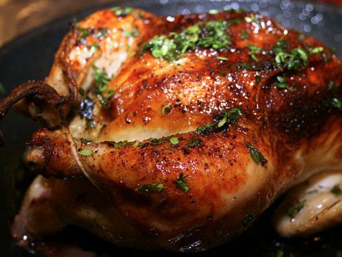 مطعم دجاج