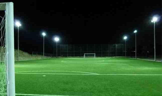 دراسة جدوي إنشاء ملاعب كرة قدم
