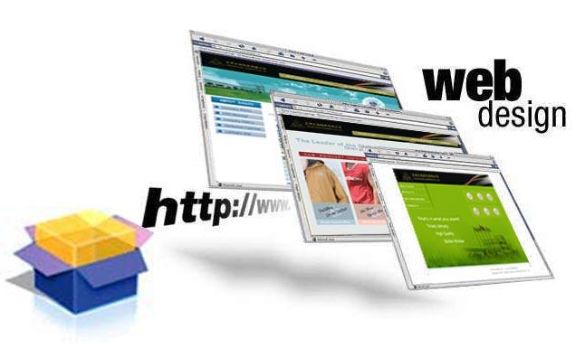 تصميم وبرمجة المواقع