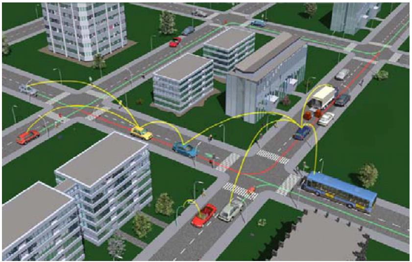 نموذج مشروع تخرج شبكات