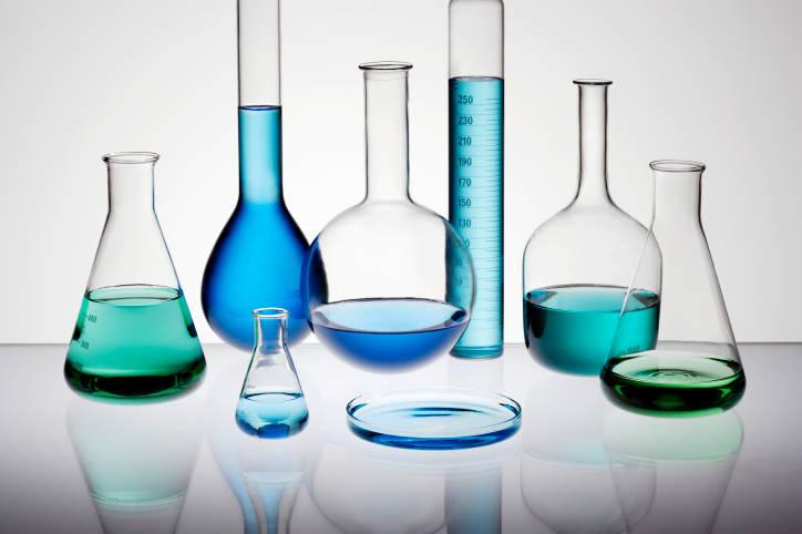 مشروع تخرج كيمياء